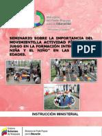 21 Oct Seminario Del Movimiento DGEFD.-1