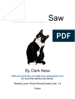 Saw-Blank Space for a Girls Name-ClarkNess-FKB