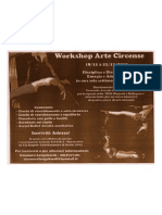 Workshop Arte Circense - Opera Marcovaldo Cast Ell Am Mare Di Stabia