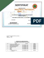 MASTAULI HUTASOID