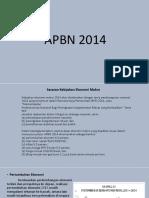 APBN 2014 - Fandi