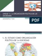 Unidad 11 Organizacic3b3n Polc3adtica de Las Sociedades 1