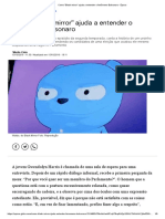 Como _Black Mirror_ Ajuda a Entender o Fenômeno Bolsonaro - Época