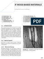 Protection of Wood-based Materials Chapter 15