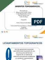 Tipos de Levantamientos Topograficos..