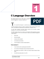 2. Introduction to C Programming