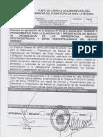 Directiva Manual de Organización