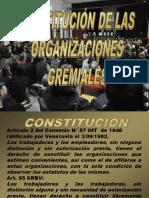 Constitución de las  Organizaciones Gremiales.ppt