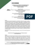 2018 - Modelo de Governança de Segurança Da Informação Para a Administração Pública Federal