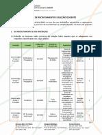 Edital Selecao Docente 2020
