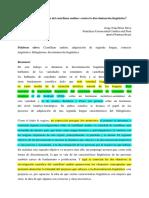 Lectura perez Silva-Discriminación