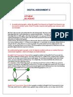 Digital Assignment Theory 18bca0045