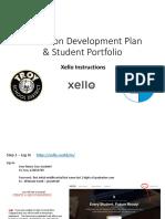 9th grade xello pp full page