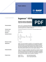 201009sta_BASF Irganox 1010 TDS