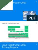 523 22109-FAP130506 Cloud Infrastructure 2019 Rev a Course Flow