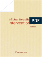 Michel Houellebecq-interventions 2(2009).epub