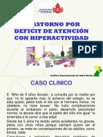 14. Trastorno Hiperactividad y Deficit de Atención