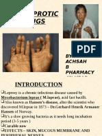 Antileprotic Drugs (1)
