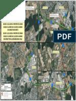 Plan de déviation sur l'A3 au Luxembourg
