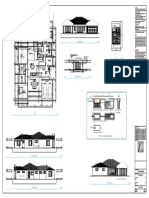 4 Bed House Plan