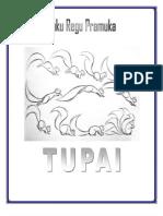 Buku Regu Pramuka TUPAI