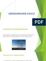 proyecto Aerogenerador