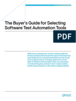 Buyers Guide Software Test Automation