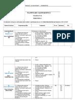 Planificare v L2 Franceza