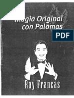 Magia Original Con Palomas