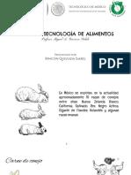 CIENCIA Y TECNOLOGIA DE ALIMENTOS