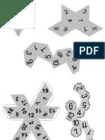 Dados d&D