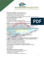 Test Aux. Enfermeria Especifico 1
