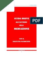 Manuale Guida Breve Mediazione