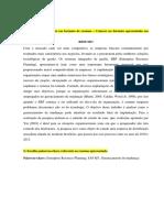 Trabalho Final Metodologia de Pesquisa II