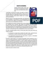Aceite Mineral, Semi Sintetico, Sintetico, Motor OHV, Motor OHC, Motor DOCH