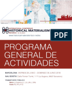 Programa Castellano Hmbcn 2019