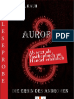 Leseprobe Michael Rauh - Aurora