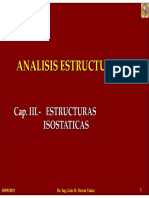 3. Estructuras Isostaticas i