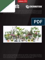 Archmodels 173_Plantas y Flores