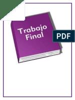 Trabajo Final de Teoria de Los Test y Fundamento de Medicion