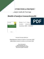 Simoneau St Pierre Modele Analyse Transactionelle