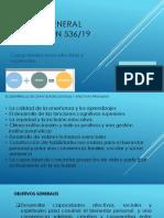 marco general resolucion 0536