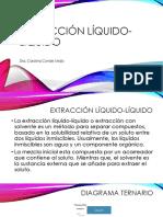 ejercicio extraccion liq-liq