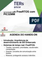 Workshop Pratico AmazonFreeRTOS