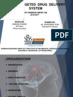 Brain Targeted Drug Delivery