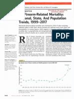 US Firearm-Related Mortality Study