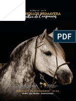 Catálogo Criollos de Primavera 2019