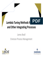AIChE_2014_Paper_24A_Lambda Tuning Methods for Level and Other Integrating Processes-b