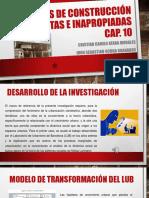 Licencias de Construcción Fraudulentas e Inapropiadas