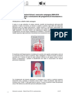 Rapporto Campagna Radon Ticino 2009-10